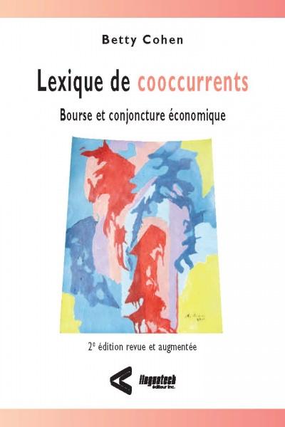 Lexique de cooccurrents