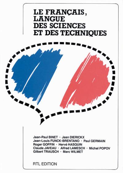 Le français, langue des sciences et des techniques